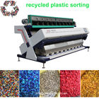 RC10-64X recycled plastic flake optical sorting machine,with 10 chutes,640 channels